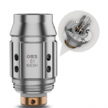 OBS S1 Mesh 0.6ohm Coils - Single Or 5 Pack